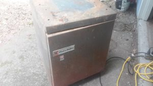 tool cabinet top